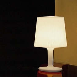 Metalarte - Metalarte | InOut Table Lamp - Design by Ramón Úbeda and Otto Canalda.