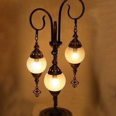 Mediterranean Floor Lamps by Hedef Aydınlatma