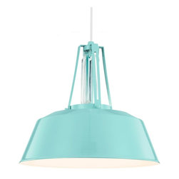Large Soft Industrial Warehouse Pendant -