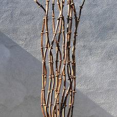 Contemporary Garden Sculptures by Kevin Caron Studios