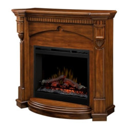 """Dimplex North America - Denton 26"""" Electric Firebox - *Flame A blend of technology, artistry and craftsmanship - the patented Dimplex LED flame technology creates the illusion of a true fire."""