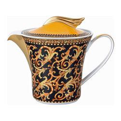 Versace - Versace  Barocco Teapot - Versace  Barocco Teapot