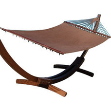 Contemporary Hammocks And Swing Chairs by Zeckos