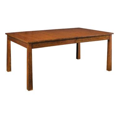 Stickley Glasgow Rectangular Dining Table 8760 -