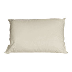 Louisville Bedding Company - Beautyrest 180 Thread Count Sham Stuffed - If your bed set is starting to look out of style or if it was never really in style in the first place, picking up the Beautyrest ® Sham Stuffer Fill Pillow is the perfect antidote. With this sham stuffer you can add some flair to your bedding without sacrificing quality, as Beautyrest ® only produces pillows that hold up to their world class reputation. The Beautyrest ® Sham Stuffer Fill Pillow is stuffed with hypoallergenic polyester fiberfill and encased by a 180 thread count, 100% cotton cover. Even if your intentions are simply decorative purpose, we are sure you will find yourself lounging on this exceptionally comfortable pillow before too long. Pick up your Beautyrest ® Sham Stuffer Fill Pillow today as a single and add a nice accent to your bedding or consider a set of 2 or 4 if you are thinking you want a complete revamp.