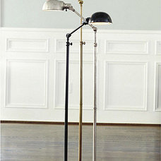 Industrial Floor Lamps by Ballard Designs