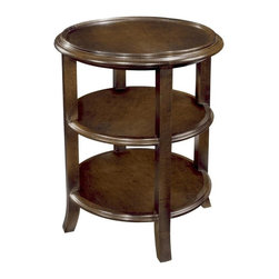 EuroLux Home - New Woodbridge Tea Table Round High Tea - Product Details