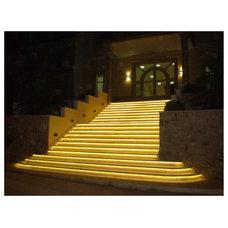 Modern Outdoor Lighting by Flexfire LEDs