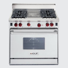 Gas Ranges And Electric Ranges by Sub-Zero and Wolf
