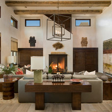 Traditional Family Room by MyDesignSource