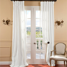 Traditional Curtains by Overstock.com