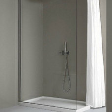 Traditional Shower Curtains by galbox