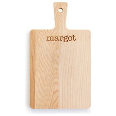 Contemporary Cutting Boards by Mark and Graham