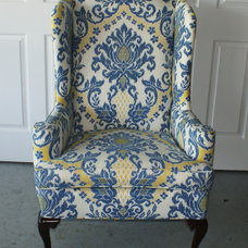 Living Room Chairs by ABZ UPHOLSTERY LLC