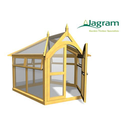 Greenhouse Edwardian - Greenhouse, fantastic design, hand made