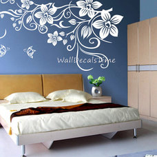 Traditional Wall Decals by WallDecalsTime