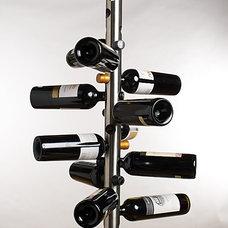 Contemporary Wine Racks Vinox Stainless wine racking system