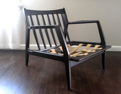 Modern Armchairs by Etsy