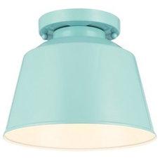 Midcentury Flush-mount Ceiling Lighting by Buildcom