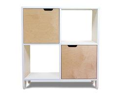 Spot on Square - Spot on Square   Hiya Bookshelf, Birch - Design by Spot On Square.
