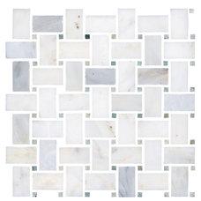 Modern Tile by Rebekah Zaveloff | KitchenLab