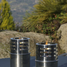Contemporary Outdoor Lighting by Fredeco Lighting