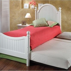 Hillsdale Furniture Westfield Twin Bed with Trundle