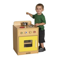 ECR4KIDS Colorful Essentials Play Stove - About Early Childhood ResourcesEarly Childhood Resources is a wholesale manufacturer of early childhood and educational products. It is committed to developing and distributing only the highest-quality products, ensuring that these products represent the maximum value in the marketplace. Combining its responsibility to the community and its desire to be environmentally conscious, Early Childhood Resources has eliminated almost all of its cardboard waste by implementing commercial Cardboard Shredding equipment in its facilities. You can be assured of maximum value with Early Childhood Resources.