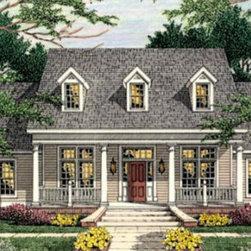 House Plan 406-108 -