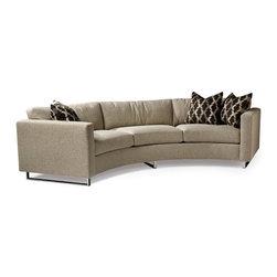 Thayer Coggin - Circle Sofa by Milo Baughman from Thayer Coggin - Thayer Coggin Inc.