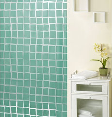 contemporary shower curtains by Hayneedle