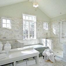 Big & Beautiful: Spacious Bathroom Inspiration | Apartment Therapy New York