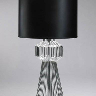 Lamps - Wire Table Lamp
