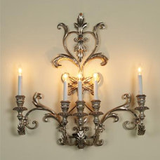Traditional Wall Sconces by Shades of Light