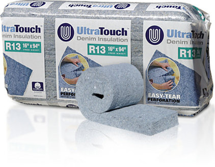 Windows And Doors UltraTouch Denim Insulation