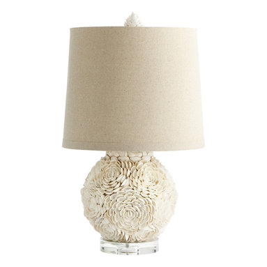 "Lamps - Mum Table Lamp 31""X18"" / Cyan Design / http://bit.ly/Y9OJyv"