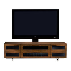 BDI - Avion II TV Stand, Quad Wide With cabinet - The Avion II TV ...