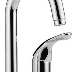 Delta Faucet COMPANY - Delta Bar Faucet Hi-Arc Chrome Lead Free - Features: