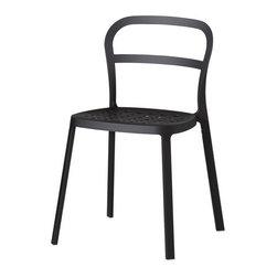 Ola Wihlborg - REIDAR Chair - Chair, black