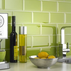 Modern Wall And Floor Tile Traditional Kitchen Tile