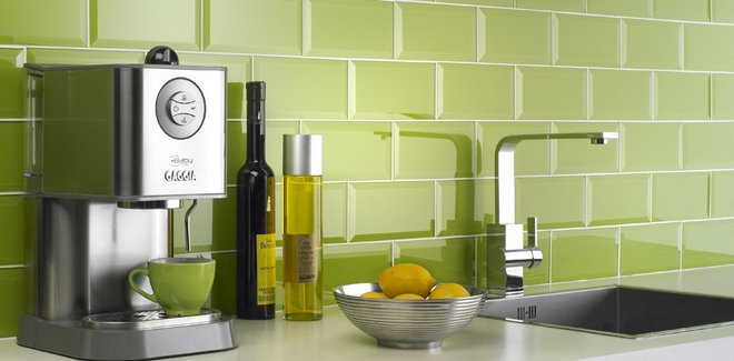Traditional Tile Traditional Kitchen Tile