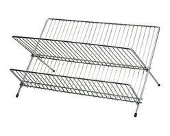 IKEA of Sweden - KVOT Dish drainer - Dish drainer, galvanized