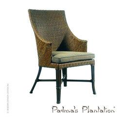 Padma's Plantation Palm Beach Outdoor Dining Chair - Padma's Plantation Palm Beach Outdoor Dining Chair