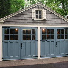 by Evergreen Carriage Doors