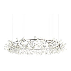 Moooi - Moooi | Heracleum the Big O Suspension Light - Design by Bertjan Pot and Marcel Wanders.