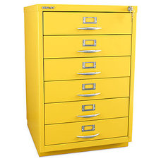 contemporary filing cabinets and carts by 3Flat