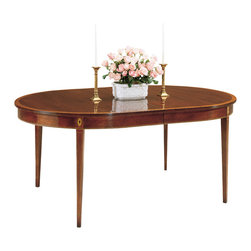 Stickley Monroe Place Dining Table 4586 -