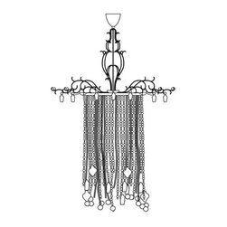 Baga Light - Art 2163 Suspension Light - Art 2163 Suspension Light