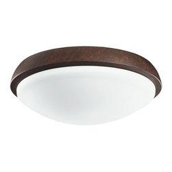 Kichler Lighting - Kichler Lighting Decor Slim Profile 30-36 Ceiling Fan Light Kit X-ZT711083 - Kichler Lighting Decor Slim Profile 30-36 Ceiling Fan Light Kit X-ZT711083