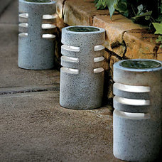Contemporary Outdoor Lighting by Improvements Catalog